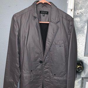 Forever 21 Men's Grey Blazer